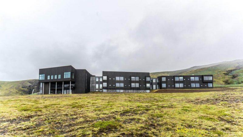 Fosshotel Glacier Lagoon Islanda