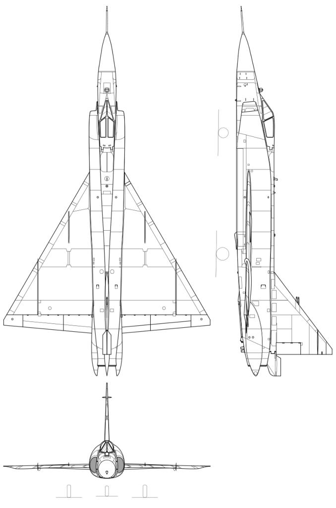 Convair F-102 & F-106 PDF eBook & Flight Manuals