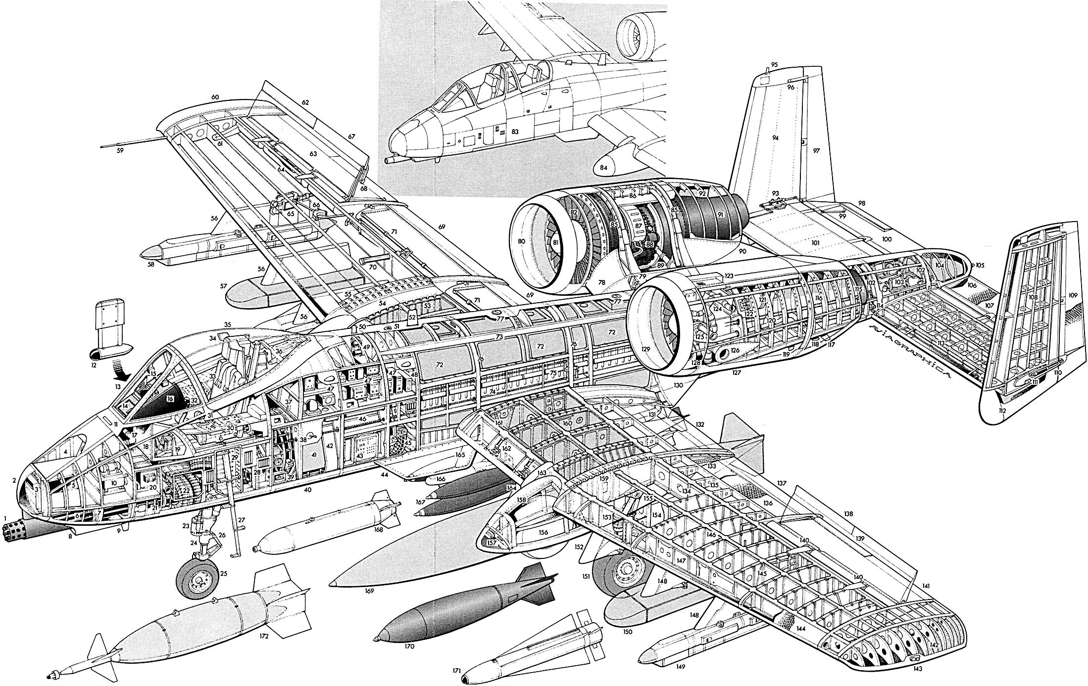 Fairchild-Republic A-10 Thunderbolt II PDF eBook & Manuals