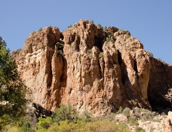 Cave Creek Canyon Scenic View4