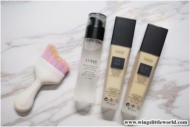 [彩妝]Make-Up Is My Power! Lancôme 皇牌粉底 Teint Idole Ultra Wear 登陸亞洲 ...