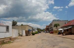 Bujumbura streets