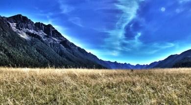 Fiordland HDR
