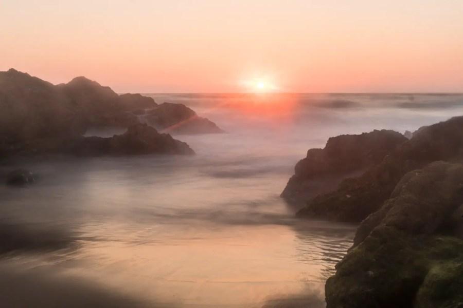 Praia do Malhão - Vila Nova de Milfontes - sunset
