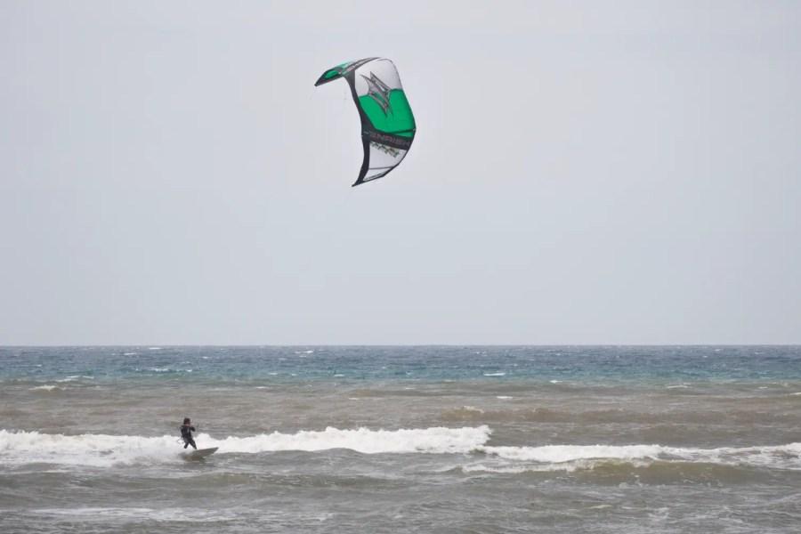 Kite surfer - Vila Nova de Milfontes
