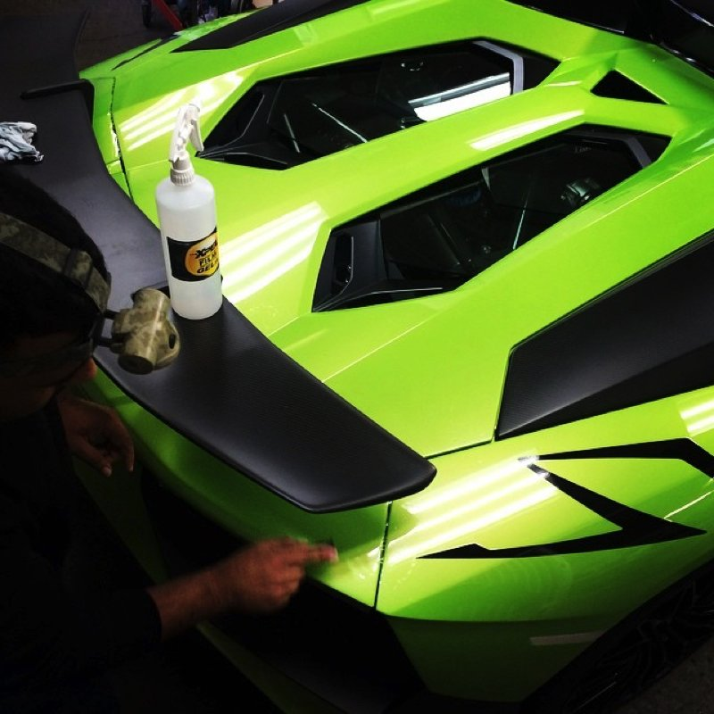 lamborghini, sv, aventador, roadster, car bra, stone chip film, paint protection film, winguard, adelaide, matte paint, car wrap, matt paint, XPEL, Ultimate, Stealth