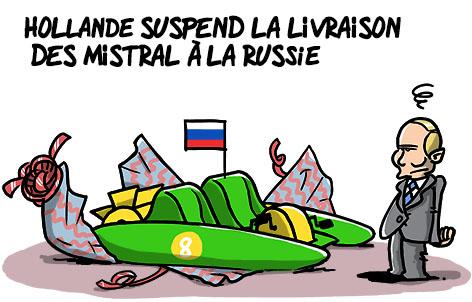 mistral-russie