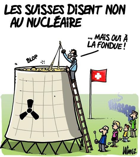 votation fondue sortie nucléaire suisse