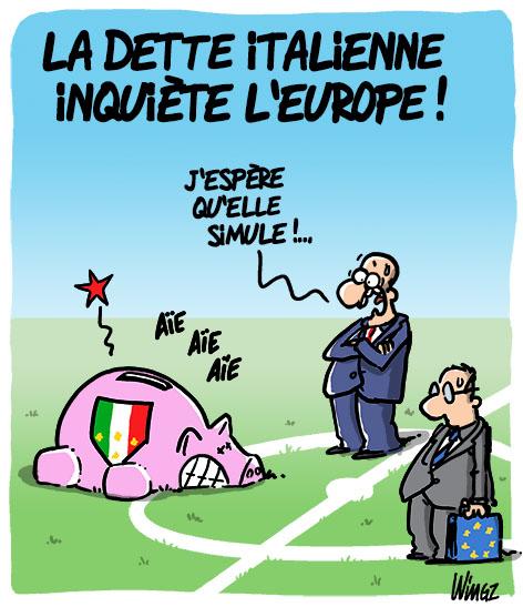 crise europe italie grèce