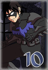 Batman Family: Legacy - Capitulo 10. Tengo Miedo