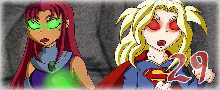 Teen Titans: The Sinners - Capítulo 29. Contraataque