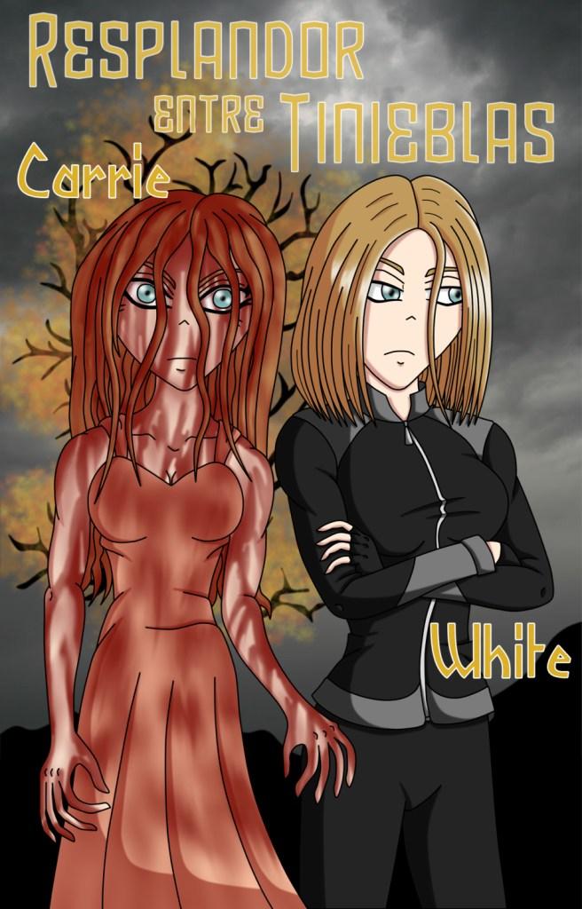 "Carrie White de ""Resplandor entre Tinienblas"""
