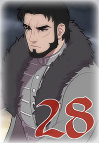 El Manto de Zarkon - Capítulo 28. ¿Es sólo por eso?