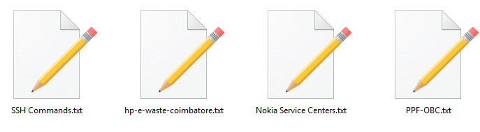 change the default icon for a file type