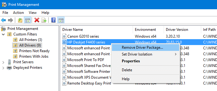 How to Completely Remove Old Printers in Windows 10