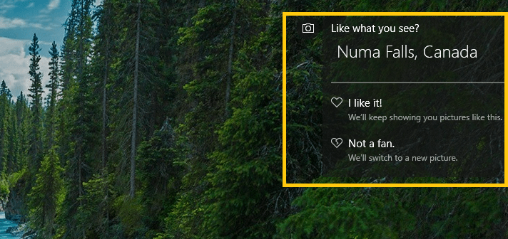 Configure Windows Spotlight on the lock screen (Windows 5 ...