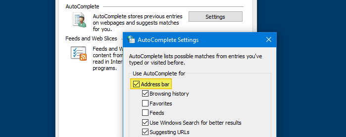 run dialog autocomplete not working