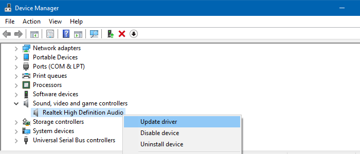 install cab driver package manually windows