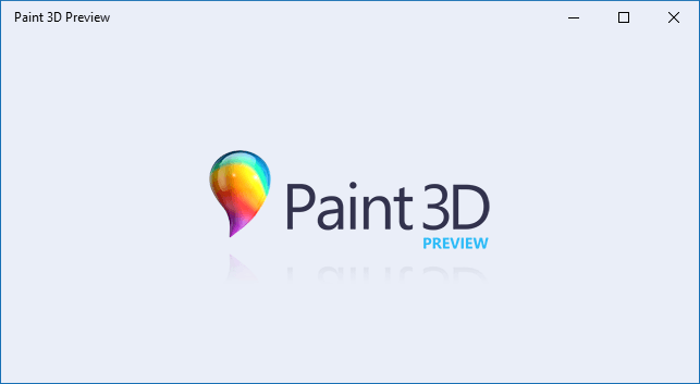 get back classic paint in creators update