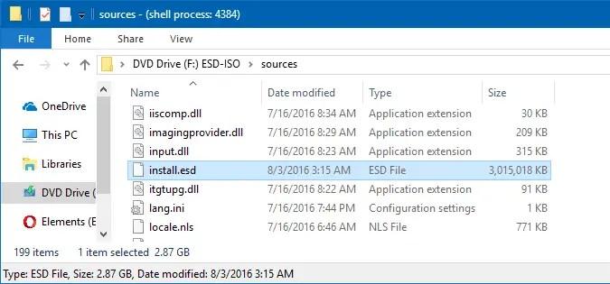 how to check windows os build