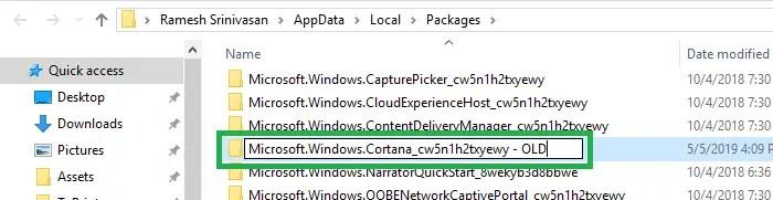 start search not launching programs - white screen
