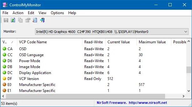 controlmymonitor turn off primary monitor using desktop shortcut