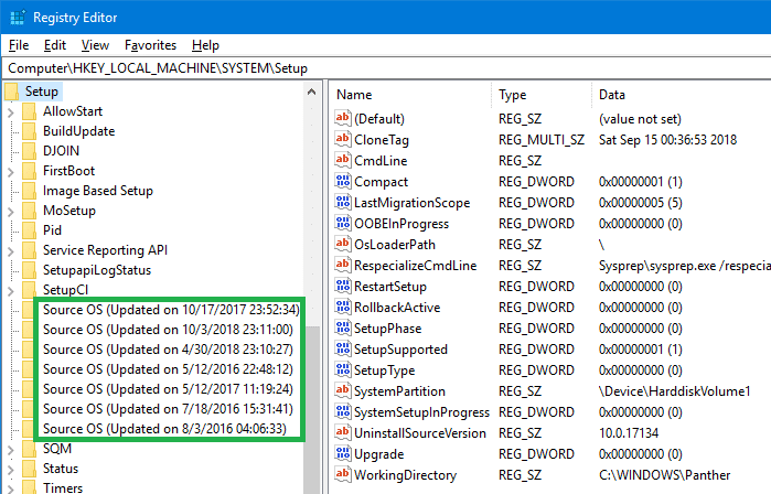How to Find Your Windows 10 Build Number, Version, Edition and Bitness