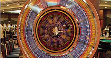 Big Six Money Wheel