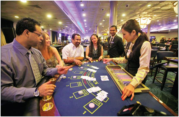 Blackjack -High stake game India