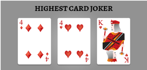 Highest Card Joker