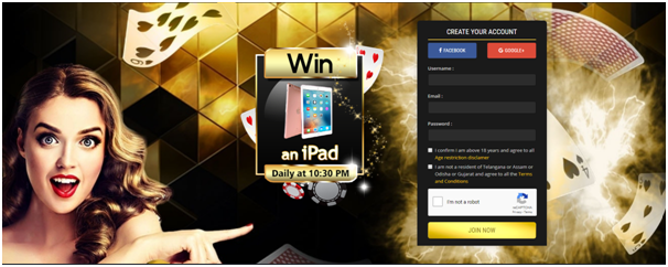 How to started playig poker at Poker Lion