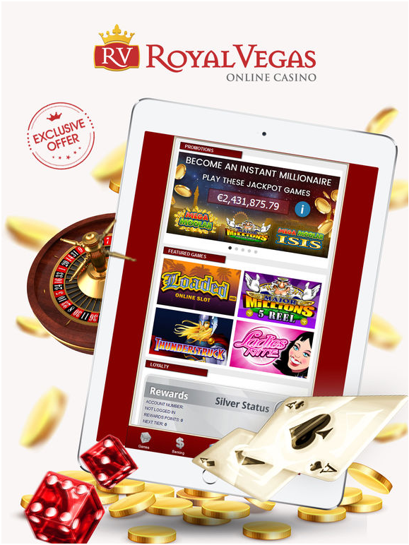 Royal Vegas Indian Casino on mobile