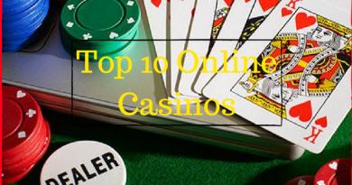 Top 10 online casinos