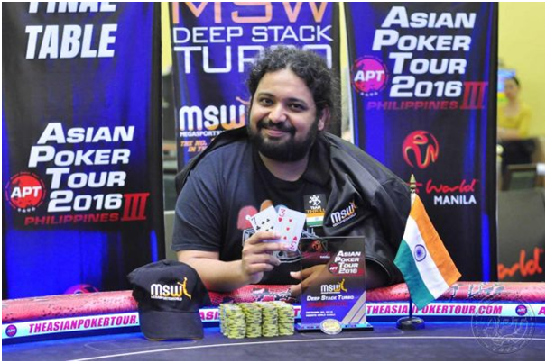 World Poker Tour India- Place high stakes in Poker