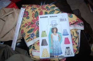 Butterick 4686 - View D