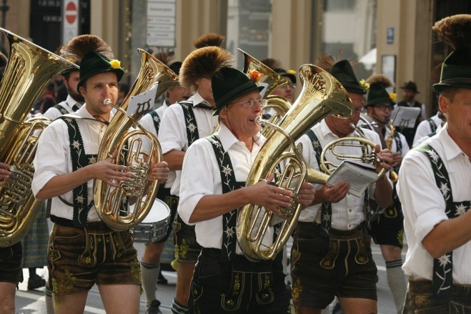 Best Oktoberfest Celebrations