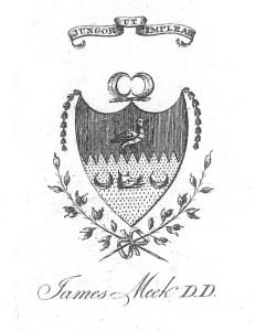 Duck Crest James Meek DD2