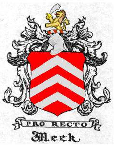 Meek Coat of Arms PPT 2