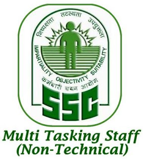 SSC MTS Notification 2017 Multi tasking Staff Application