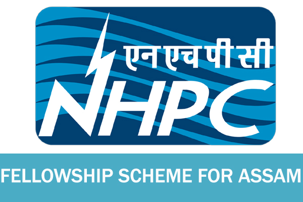 NHPC Scholarship 2017 Assam 214 Fellowship Scheme Application Form