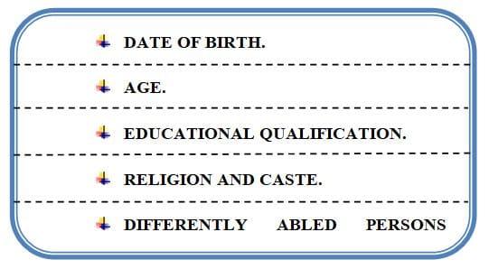 Tnpsc VAO Exam Eligibility Age Limit Qualification 2017
