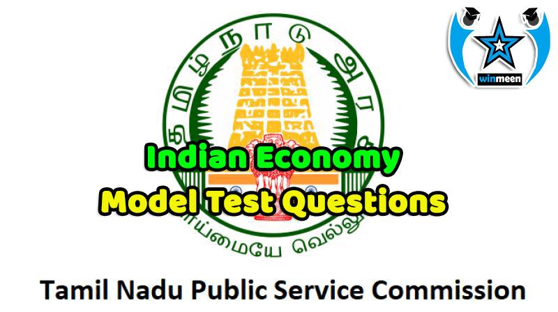 Indian Economy Pdf In Tamil