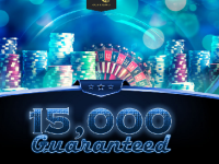 15 K Tournament at Rich Casino