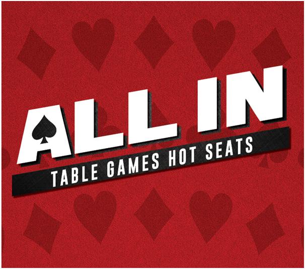 Table Game Bonus