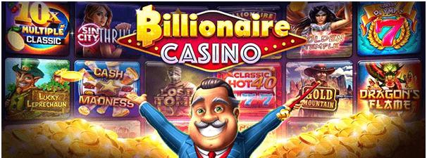 Billionaire Casino Free Chips