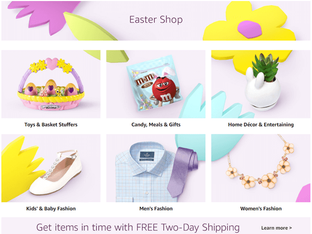 Easter deals and coupons