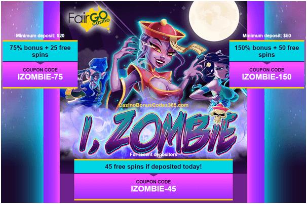 Fair Go Casino coupon codes
