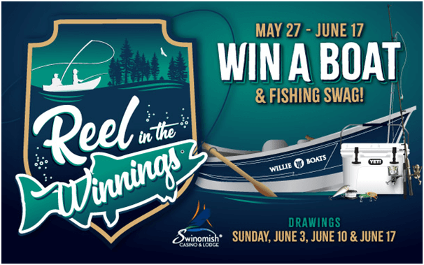 Father's day at Swinomish Casino