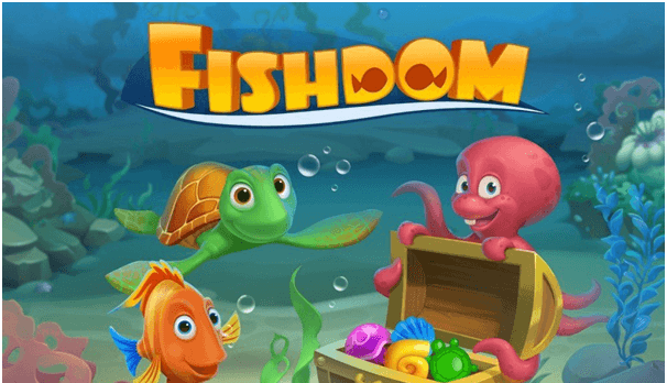 Fishdom lives to get free
