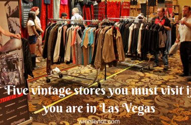 Five vintage stores you must visit if you are in Las Vegas